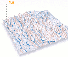 3d view of Mala