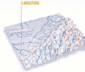3d view of Langting
