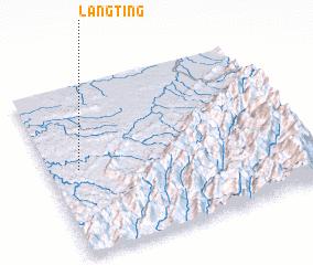 3d view of Langting
