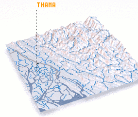 3d view of Thama