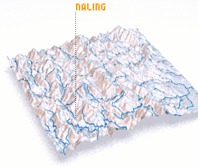3d view of Naling
