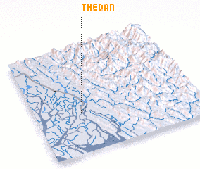 3d view of Thedan