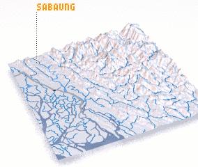 3d view of Sabaung