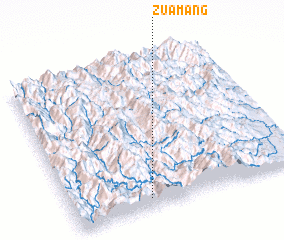 3d view of Zuamang