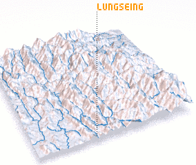 3d view of Lungseing