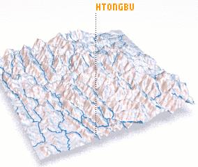 3d view of Htong Bu