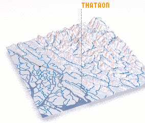 3d view of Thataon