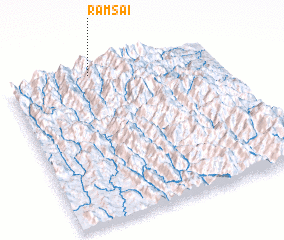 3d view of Ramsai