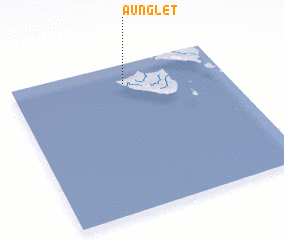 3d view of Aunglet
