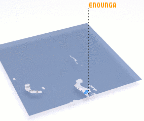 3d view of Enounga