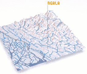 3d view of Ngala