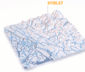 3d view of Kyinlet