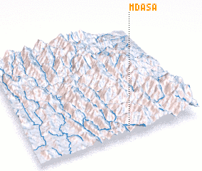 3d view of Mdasa