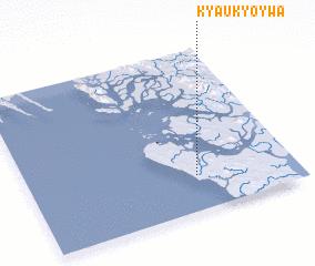 3d view of Kyauk-yoywa