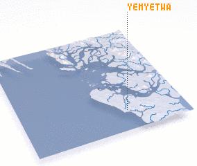 3d view of Yemyetwa
