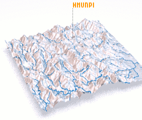 3d view of Hmunpi