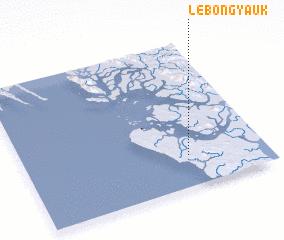 3d view of Lebôngyauk