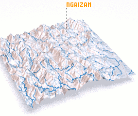 3d view of Ngaizam