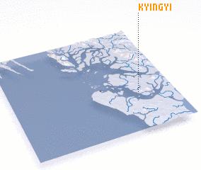 3d view of Kyingyi