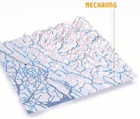 3d view of Mechaung