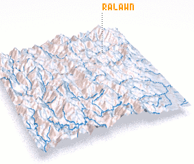 3d view of Ralawn