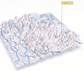 3d view of Ranze