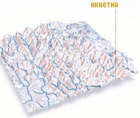 3d view of Hkwetha