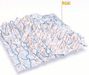 3d view of Mgwi