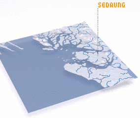 3d view of Sedaung
