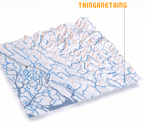 3d view of Thinganet Aing