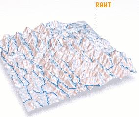 3d view of Rawt
