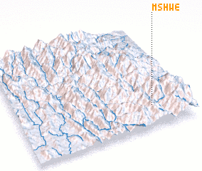 3d view of Mshwe