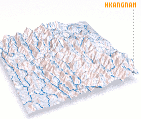 3d view of Hkangnam