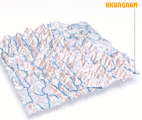 3d view of Hkangnam