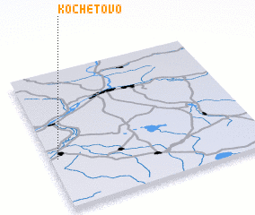 3d view of Kochetovo