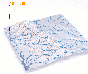 3d view of Mahtein