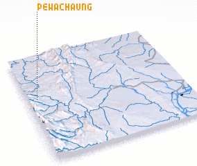 3d view of Pewachaung
