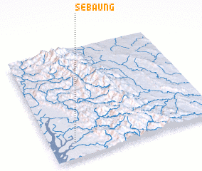 3d view of Sebaung