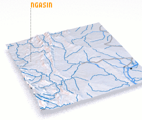 3d view of Ngasin
