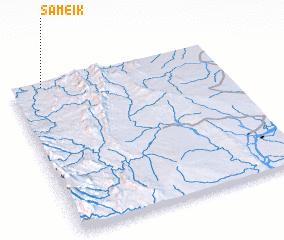 3d view of Sameik