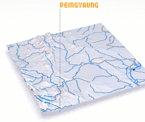 3d view of Peingyaung