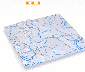 3d view of Ngalun