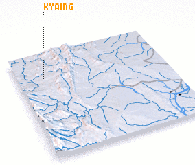 3d view of Kyaing
