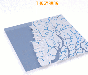 3d view of Thegyaung