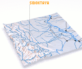 3d view of Sidoktaya