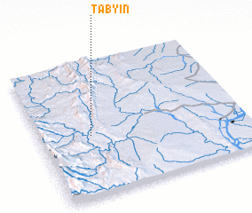 3d view of Tabyin