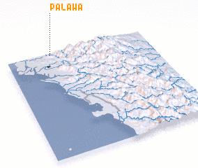 3d view of Palawa