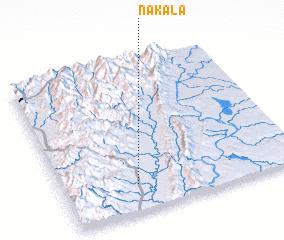 3d view of Nakala