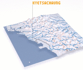 3d view of Kyetsāchaung
