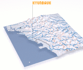 3d view of Kyunbauk